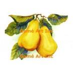 Pears  - #AORAB113  -  PRINT