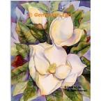 Magnolia  - #AOR109  -  PRINT