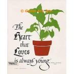 The Heart  - #AOR1  -  PRINT