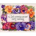 God's Promises  - #AOR166-4  -  PRINT