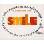 Smile  - #AOR4  -  PRINT
