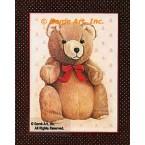 Teddy Bear  - #BOR29  -  PRINT