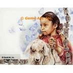 Butterfly Dreams  - MOR507  -  PRINT
