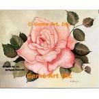Rose  - #ZOR1015  -  PRINT