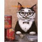 Cat  - #ZOR333  -  PRINT