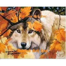 Autumn Sentinel  - #ROR411  -  PRINT