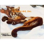 Cougar  - #ROR421  -  PRINT