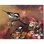 Chickadees  - #ROR422  -  PRINT