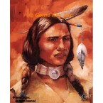 Navajo Lookout  - ROR434  -  PRINT