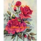 Blushing Beauty  - #ROR1001  -  PRINT