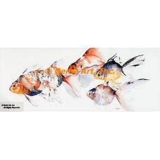 Fish  - #MOR715  -  PRINT