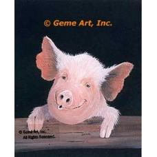 Pig  - #MOR717  -  PRINT