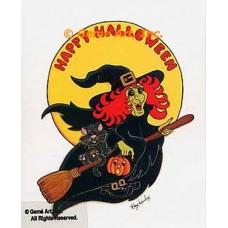 Winifred & Hex (Happy Halloween)  - #LOR303  -  PRINT