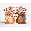 Happy Hearts (Be Mine)  - #LOR313  -  PRINT