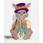 Humphrey Hare  - #LOR318  -  PRINT