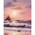 Seascape  - #QOR18  -  PRINT