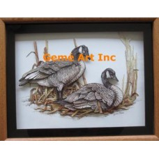 Canadian Geese Paper Toled Project #COR10