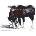 Horse  - #EOR1  -  PRINT
