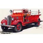 1936 Chevrolet  - #GOR20  -  PRINT