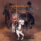 Western Cowboys  - LOR806  -  PRINT