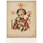 Hummel Postcard  - #HPCH14250  -  POSTCARD
