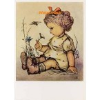 Hummel Postcard  - #HPCH14286  -  POSTCARD