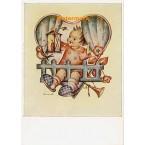 Hummel Postcard  - #HPCH14304  -  POSTCARD