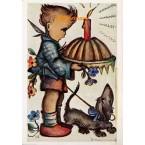 Hummel Postcard  - #HPCH14384  -  POSTCARD