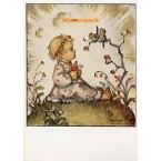 Hummel Postcard  - #HPCH14465  -  POSTCARD