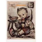 Hummel Postcard  - #HPCH14646  -  POSTCARD
