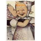 Hummel Postcard  - #HPCH14683  -  POSTCARD