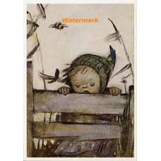 Hummel Postcard  - #HPCH14685  -  POSTCARD