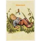 Hummel Postcard  - #HPCH14700  -  POSTCARD