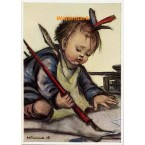 Hummel Postcard  - #HPCH14825  -  POSTCARD