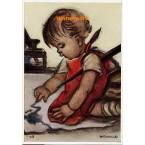 Hummel Postcard  - #HPCH14826  -  POSTCARD