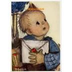 Hummel Postcard  - #HPCH14829  -  POSTCARD