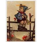 Hummel Postcard  - #HPCH14866  -  POSTCARD