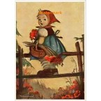 Hummel Postcard  - #HPCH14867  -  POSTCARD
