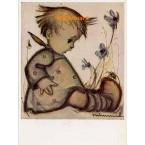 Hummel Postcard  - #HPCH4769  -  POSTCARD