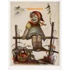 Hummel Postcard  - #HPCH5195  -  POSTCARD