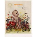 Hummel Postcard  - #HPCH5216  -  POSTCARD