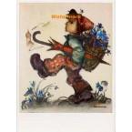 Hummel Postcard  - #HPCH5219  -  POSTCARD