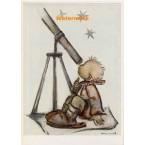 Hummel Postcard  - #HPCH5547  -  POSTCARD