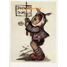 Hummel Postcard  - #HPCH5552  -  POSTCARD