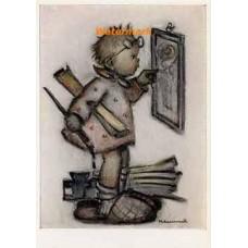 Hummel Postcard  - #HPCH5672  -  POSTCARD