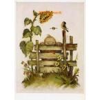 Hummel Postcard  - #HPCH5727  -  POSTCARD