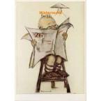Hummel Postcard  - #HPCH5728  -  POSTCARD