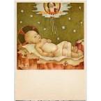 Hummel Postcard  - #HPCH5767  -  POSTCARD