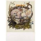 Hummel Postcard  - #HPCH5901  -  POSTCARD