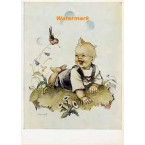 Hummel Postcard  - #HPCH5917  -  POSTCARD